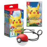Copertina Pokémon: Let's go, Pikachu! - Switch