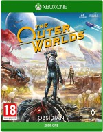 Copertina The Outer Worlds - Xbox One