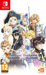 Copertina Tales of Vesperia: Definitive Edition - Switch
