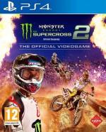 Copertina Monster Energy Supercross 2 - PS4