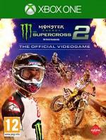 Copertina Monster Energy Supercross 2 - Xbox One