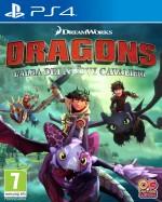Copertina Dragons: L'Alba dei Nuovi Cavalieri - PS4