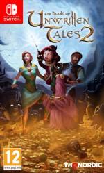 Copertina The Book of Unwritten Tales 2 - Switch