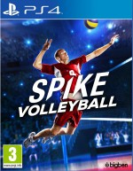 Copertina Spike Volleyball - PS4