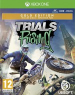 Copertina Trials Rising - Xbox One