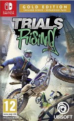 Copertina Trials Rising - Switch