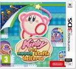 Copertina Kirby e la Nuova Stoffa dell'Eroe - 3DS