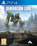 Copertina Generation Zero - PS4
