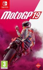 Copertina MotoGP 19 - Switch
