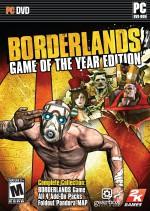 Copertina Borderlands Game of the Year Enhanced - PC
