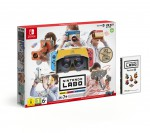 Copertina Nintendo Labo VR - Switch
