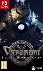 Copertina Vaporum - Switch