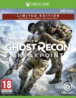 Copertina Ghost Recon Breakpoint - Xbox One