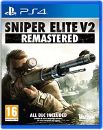 Copertina Sniper Elite V2 Remastered - PS4