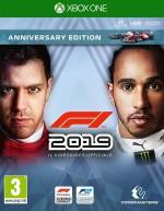 Copertina F1 2019 - Xbox One