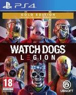 Copertina Watch Dogs Legion - PS4