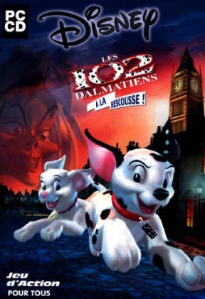 102 Dalmatians: Puppies to the Rescue PC Cover