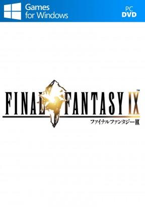 Final Fantasy IX PC Cover