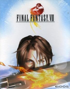 Final Fantasy VIII PC Cover