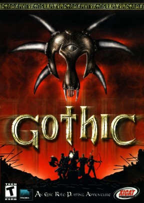 Gothic PC Cover