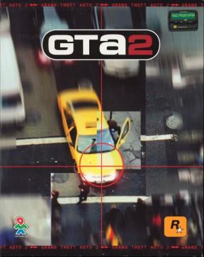 Grand Theft Auto 2 PC Cover