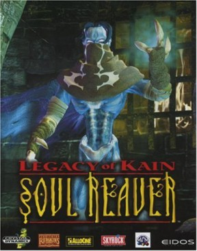 Legacy of Kain: Soul Reaver PC Cover