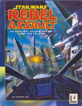Star Wars: Rebel Assault PC Cover