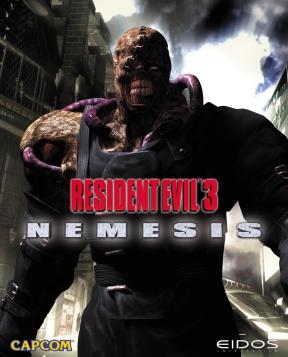 Resident Evil 3: Nemesis PC Cover