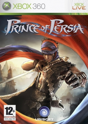 Prince of Persia Xbox 360 Cover
