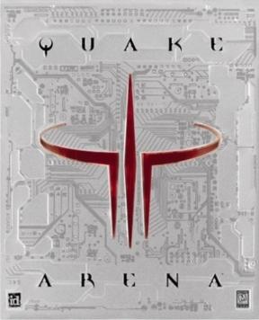 Quake III Arena MAC Cover