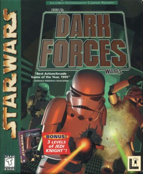 Star Wars: Dark Forces PC Cover