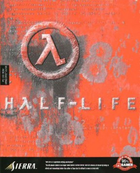 Half-Life PC Cover
