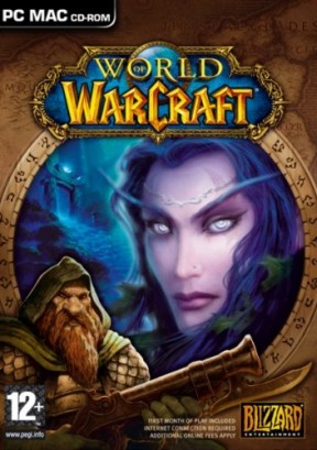 World of Warcraft PC Cover