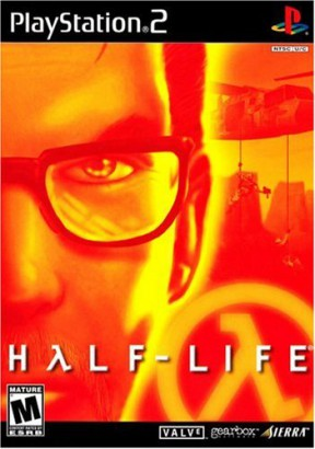 Half-Life PS2 Cover