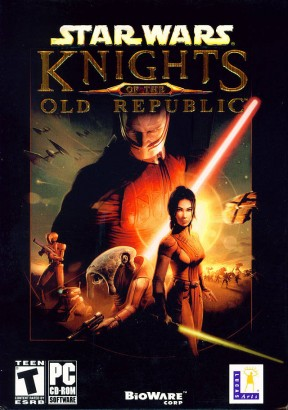 Star Wars: Knights of the Old Republic PC Cover