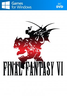 Final Fantasy VI PC Cover