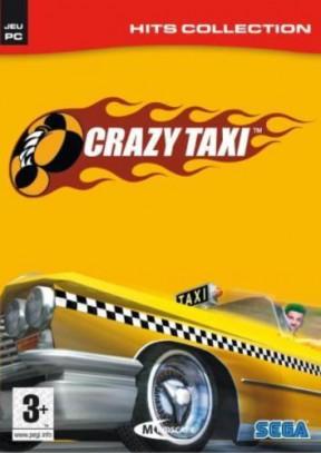 Crazy Taxi PC Cover