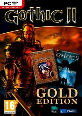 Gothic II PC Cover