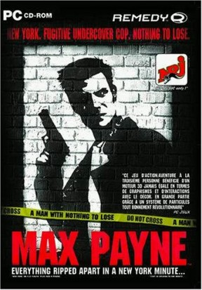 Max Payne PC Cover