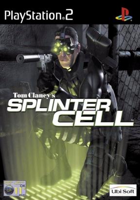Splinter Cell PS2 Cover