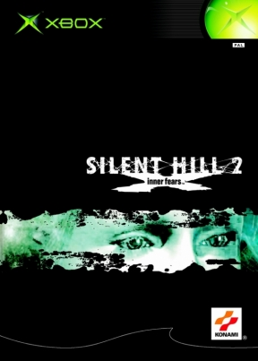 Silent Hill 2 Xbox Cover