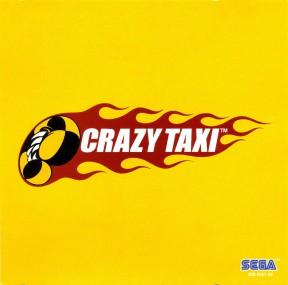 Crazy Taxi Xbox 360 Cover