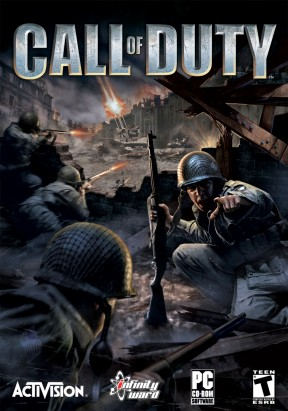 Call of Duty PC Cover