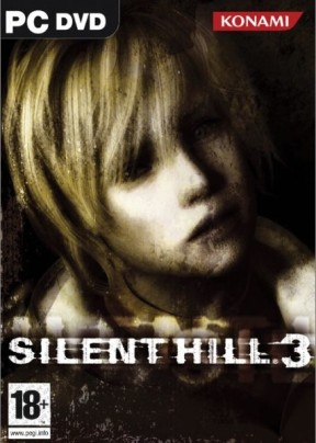 Silent Hill 3 PC Cover