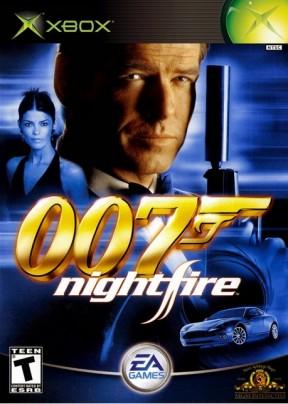 007: Nightfire Xbox Cover