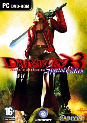 Devil May Cry 3 PC Cover