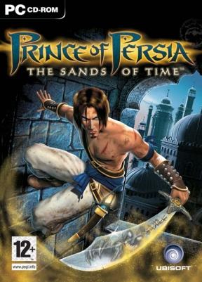 Prince of Persia: Le sabbie del tempo PC Cover