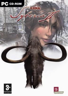 Syberia II PC Cover