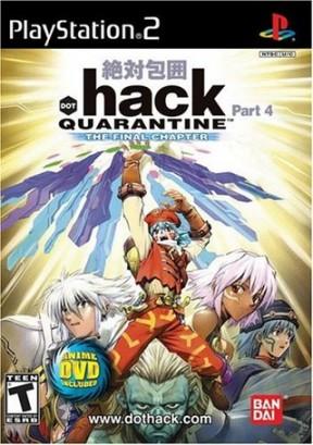 .Hack: Quarantine PS2 Cover