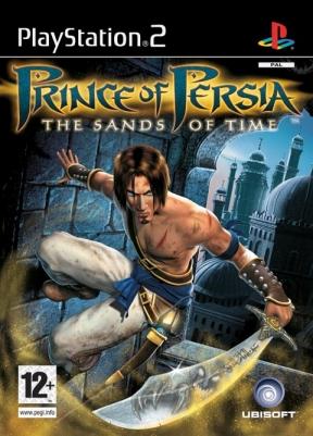 Prince of Persia: Le sabbie del tempo PS2 Cover